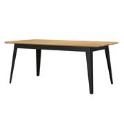 Tisch '6Grad' in Holz