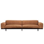 Sofa 'Naviglio' in Leder