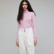 Basic Rollkragenshirt von 'Closed' in Pink