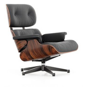 'Eames Lounge Chair' in Palisander