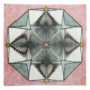 Handgeknüpfter Teppich 'Bold Geometrics 3'