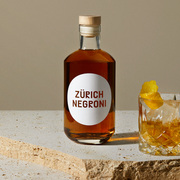The Cocktail 'Zürich Negroni'