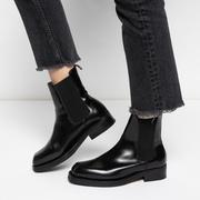 Chelsea Boot von 'Selected Femme' in Black
