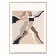 Zeichnung 'Two Dancers'
