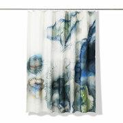 Baumwoll-Duschvorhang 'Flowing'