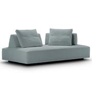 Sofa 'Playground' in Herring-Stoff