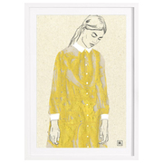 Modeillustration 'Yellow'