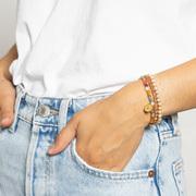 Armband 'Anais' in Bunt, Perlen oder Muskovit