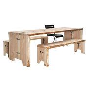 'Forestry Table' für die nächste Gartenparty