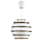 Lampe 'Beehive' von Alvar Aalto