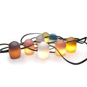 Schöner beleuchtet mit 'Stringlights'