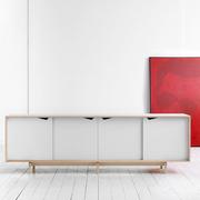 Einzelstück: Detailverliebtes Sideboard 'S1'