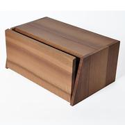 Schlichte Brotbox aus Holz