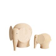 Süsse Holzfigur Elefant 'Nunu'