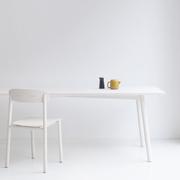 Holztisch 'Profile'