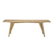Holztisch 'Sabeth' mit Charakter
