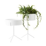 Blumentopf-Tisch 'Drum'