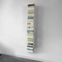 Wand-Bücherregal Booksbaum Radius Design