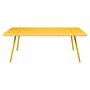 Fermob Luxembourg Tisch Honig 73 207 x 100 cm