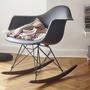 Eames Plastic Rocking Chair Vitra