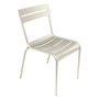 Fermob Luxembourg Stuhl  Lehmgrau A5,  Stuhl ohne Armlehnen