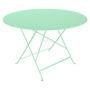 Fermob Tisch Bistro Rund  Opalgrün 83,  ø 117 cm