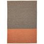 Brita Sweden Vinyl Teppich 'Moor'  Schlamm,  170 x 300 cm