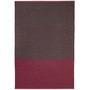 Brita Sweden Vinyl Teppich 'Moor'  Himbeere,  170 x 300 cm