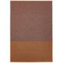 Brita Sweden Vinyl Teppich 'Moor'  Pflaume,  170 x 300 cm