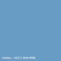Farbkachel Manufakt Hellblau - NCS S 2040-R90B