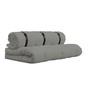 Karup Design Sofa 'Buckle-Up' Grau