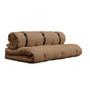 Karup Design Sofa 'Buckle-Up' Mocca