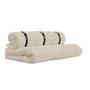 Karup Design Sofa 'Buckle-Up' Leinen
