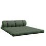 Karup Design Sofa 'Buckle-Up' Olivegrün