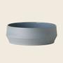 Schneid Big Bowl Keramik, Blaugrau