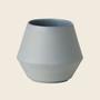 Schneid small Bowl Keramik, Blaugrau