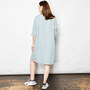 Tunika Kleid von 'Tif-Tiffy' in Abyss
