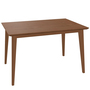 Ton Ausziehbarer Tisch 'Jylland' 90 x 140 - 200 cm, Buche, Nougat gebeizt (B114)