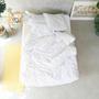 Lavie-Home Bettwäsche 'Louise' Silver, Kissen 50 x 70 cm