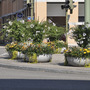 Eternit 'Lausanne'  Pflanzenkübel 02