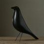 Eames House Bird Schwarz 02